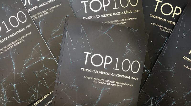 Bemutatták a Csongrád megyei TOP 100 kiadványt