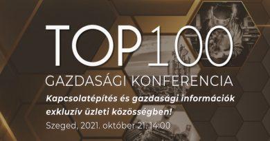 TOP 100 Gazdasági Konferencia